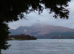 Ben Lomond from Luss